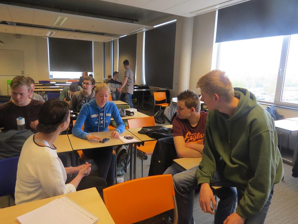 led factory verrast door vernieuwende led ideen van studenten roc friese poort roc friese poort