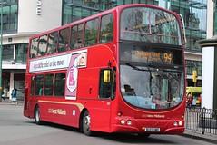 National Express West Midlands Volvo B7TL/Wright Eclipse Gemini 4507 (BU53 UMD) (Perry Barr) (john-s-91) Tags: nationalexpresswestmidlands volvob7tl wrighteclipsegemini 4507 bu53umd birmingham route94 4head2017