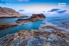 Sea caves (Andreas Iacovides) Tags: seascape rock rocks peyia pafos paphos canon eos 5d mark iii