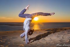gym au pilat (arnolamez) Tags: gym gymnastique gymnastic flash strobist