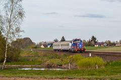 SU42-1007 (arkadiusz1984) Tags: su42 su421007 tlk kociewie zblewo d29203 ostbahn pkpintercity pkp