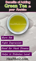 Green-tea-infographic-healthoic (healthoic) Tags: benefits green tea what does do for you
