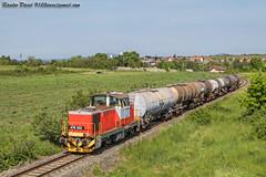 2017.05.16   478 332   Hajmáskér (Davee91) Tags: m47 máv mávstart mávtrakcio m471332 hajmáskér veszprém tanker train vonatok vonat güterzug hungarian trenuri dacia locomotive