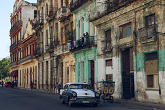 IMG_0240 (untitled_wee) Tags: oldcar me husband city cityscapes oldcity ancient southexplore travel citylife poverty seaside sea mexicangulf dog cat lahabana cuba cu