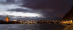 Ô Toulouse, Haute-Garonne (lyli12) Tags: toulouse paysage landscape hautegaronne garonne pont nuit soir rivière ville urbain panorama nikon d7000 monument