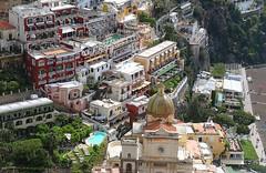 Positano (4), alleys, piazzas, views, colours (jackfre 2) Tags: italy amalficoast alleys piazzas houses colours views positano