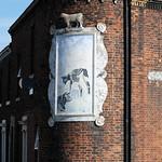 Wall panel showing cattle and sheep, Carlisle thumbnail
