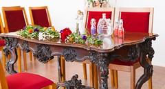 _MG_8139 (TobiasW.) Tags: wedding decoration weddingdecoration tischdeko tabledecor tabledecoration blumengöllner hochzeitstisch tischdekoration