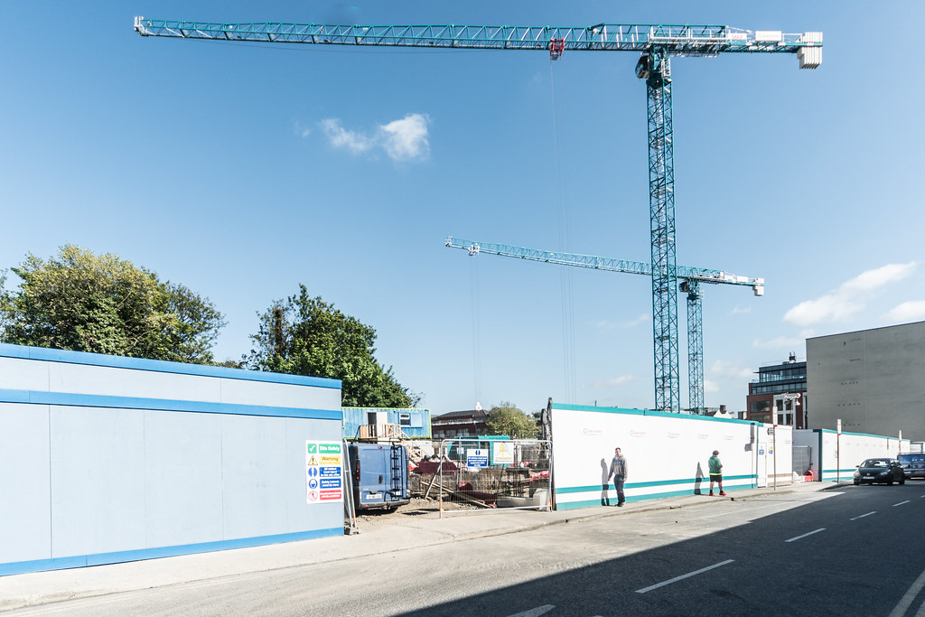 MY VISIT TO GRANGEGORMAN TO SEE WHAT PROGRESS HAS BEEN MADE [8 MAY 2017]-127962