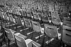 (Russo 86) Tags: biancoenero blackandwhite bnw monocromo monochrome roma rome sanpietro vatican vaticano italia italy sedia sedie chair