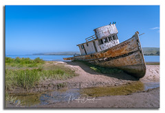 Point Reyes-Inverness, California (Mark Darnell) Tags: california inverness pointreyes boat place explored shoot52 week19