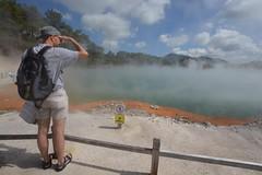 The Champagne Pool - Waiotapu (Sacred Water in Maori) Thermal Wonderland (Lim SK) Tags: