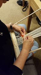 """rug_weaving4 • <a style=""""font-size:0.8em;"""" href=""""http://www.flickr.com/photos/137214787@N02/34453957932/"""" target=""""_blank"""">View on Flickr</a>"""