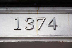 Third Avenue (ShellyS) Tags: numbers buildings nyc newyorkcity manhattan 1374