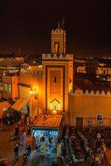 _FS23489 (Finn Stausholm) Tags: afrika djemaaelfna marokko marrakesh valgte lowlight