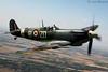Spitfire IXb MH434 G-ASJV - The Old Flying Machine Company Duxford (stu norris) Tags: spitfire ixb mh434 gasjv theoldflyingmachinecompany duxford spitfireixb ofmc warbird merlin aviation ww2 worldwar2 fighter supermarine eos canon50d aircraft rural briansmith