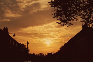 Nice sunset