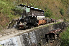 I_B_IMG_0258 (florian_grupp) Tags: asia myanmar burma train railway railroad shan namtu namtumines namtuminesrailway southeast 610mm twofeet narrowgauge old industry industrial mountains steam locomotive ore mine