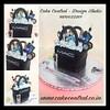 Mac Cake  #designercake #delhi #fondant #themed #mac #newdelhi #southdelhi #fashion #edible #figurine #girlfriend  #diva #designer #cake #order #gurgaon #noida (Cake Central-Design Studio) Tags: firstbrthday designercake delhi fondant themed kidscake