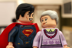 Happy Mother's Day! (thereeljames) Tags: superman lego martha mothersday mom mother mothers marthakent legophotography legopics legos legodc legodccomics dccomics dc comics superhero superheroes