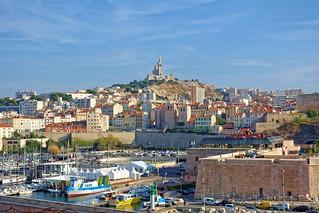 Marseille / Notre-Dame de la Garde