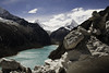 Huaraz (sophs123.) Tags: huaraz peru cordillera blanca lake mountains nature landscape south america latinoamerica sudamerica travel canon canon400d