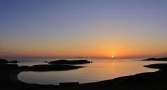 Spiggie Beach _MG_9062 (Ronnierob) Tags: spiggie colsa foula sunset scousburgh shetlandisles