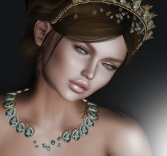 Eternamente (beloved.ruby) Tags: bauhausmovement enchantment enchantmentevent westend westendbentoshapes westendshapes jewelry necklace shapes bento mesh