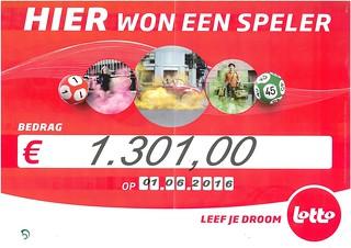 Lotto - €1.301,00