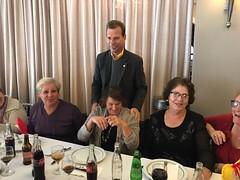 Almoço de Dia das Mães no Restaurante Madalosso