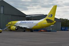 2-HAUL Boeing 737-300 EGHH 5/5/17 (David K- IOM Pics) Tags: 2 2haul boeing 737 737300 b733 mistral air bournemouth hurn airport eghh boh