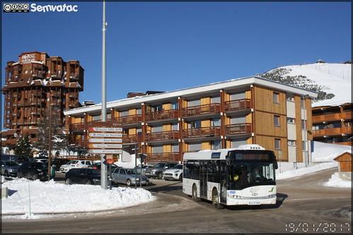 Solaris Urbino 8,6 - VFD (Voies Ferrées du Dauphiné) / L'Alpe d'Huez n°442