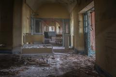 Abandoned Hospital (JIMM1965) Tags: jimm1965 ireland urbex asylum abandoned