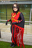 IMG_5715.jpg (Neil Keogh Photography) Tags: hero dickgrayson baton dc robe boots bulletbelt gold pants dccomics comics red female utilitybelt new52 cloak jumpsuit top mask batman cosplay redrobin black bullets cosplayer yellow bat robin