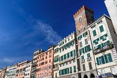 Genoa - Caricamento (bautisterias) Tags: italy italia liguria riviera ligurie genova genoa gênes zêna d750