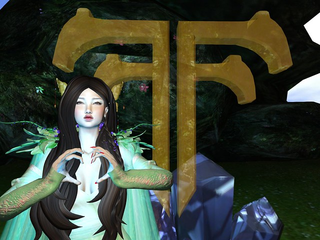 Jade kiss  for RFL Fantasy Faire