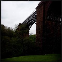 Lune Viaduct (Fotorob) Tags: verenigdkoninkrijk engeland lowydc victorian spoorbrug cumbria wegenwaterbouwkwerken heuvels weide brug land erringtonjohn lockejoseph architecture stijl england architectura architectuur firbank