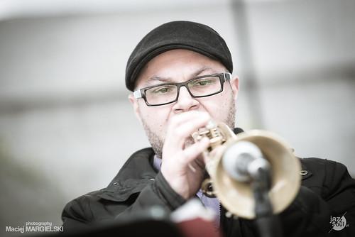 Eskaubei & Tomek Nowak Quartet Ft. Mr Krime - Wrocław