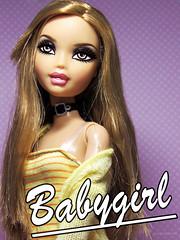 Babygirl (PancakeBoss) Tags: myscene doll nia street boutique mattel hot mama babygal babygirl love independent latina woman