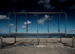 17048546 (felipe bosolito) Tags: bluesky beach symmetry shadow fuji xpro2 xf14 velvia