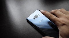 galaxys8 galaxy s8 function fingerprint sensor