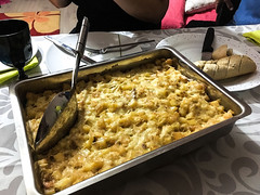 Portugal 2017 - Mara's Forte! (Nikki & Tom) Tags: friends portugal meal dinner bacalhau com natas