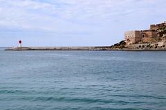 Fuerte Navidad (Cartagena) (pablocabezos) Tags: pavelcab pablocabezos cabezos 2017 cartagena murcia españa spain faro lighthouses faronavidad puerto fuerte navidad fuertenavidad dique mediterraneo castillo