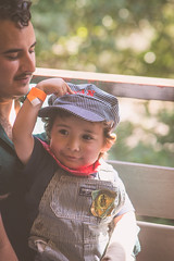 Hat (ImaginemProductions) Tags: makeawish wish happy eventphotographer eventphotography event portrait portraits portraitphotographer family cute sweet train kid
