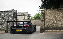 P1 LM (Alex Penfold) Tags: mclaren p1 lm p1lm xp1lm grey sipercars supercar super car cars autos alex penfold 2017 goodwood breakfast club sunday