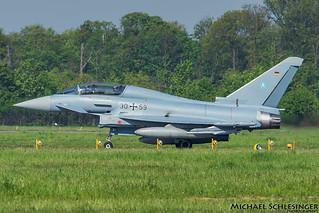30+59 - Eurofighter EF-2000 Typhoon T - German Air Force