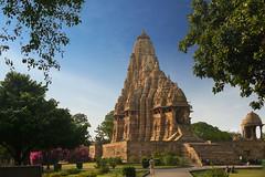 Kandariya Mahadev Temple (Bhaskar Dutta) Tags: kandariya mahadeva temple khajuraho madhya pradesh tourism india rock stone architecture archaeological archaeology heritage history culture