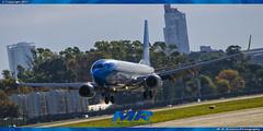 LV-CXS (J. Martin Romero) Tags: boeing 73781d spotting spotter aviation aviacion airplane plane aircraft avion b737 b738 b737800 737 738 737800 ar arg aerolineas argentinas skyteam aeroparque jorge newbery buenos aires argentina sabe aep