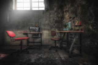 the forgotten tailor room