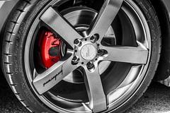 Pride in Your Ride - VW CC (Myk Jordan) Tags: canon madison wisconsin unitedstates car cars vw volkswagen rim caliper german